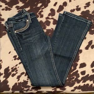 Bling Jeans LA Idol boot cut jeans
